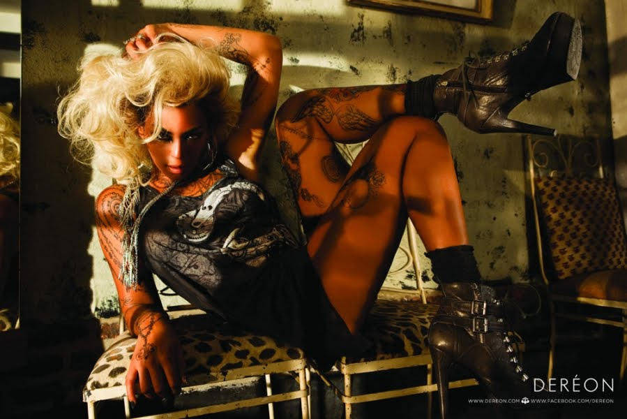 Labels Beyonce House Of Dereon Ad Campaign Fall Winter