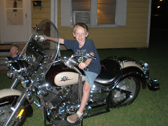 My Favorite Man & Future Harley Owner