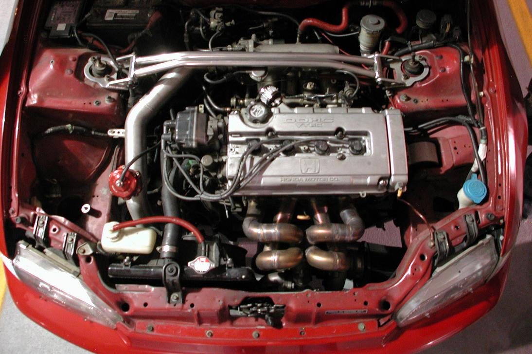 The Low Profile Blog  Engines  Honda