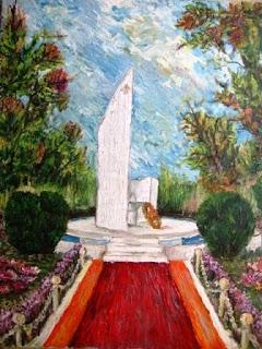RIMC war memorial