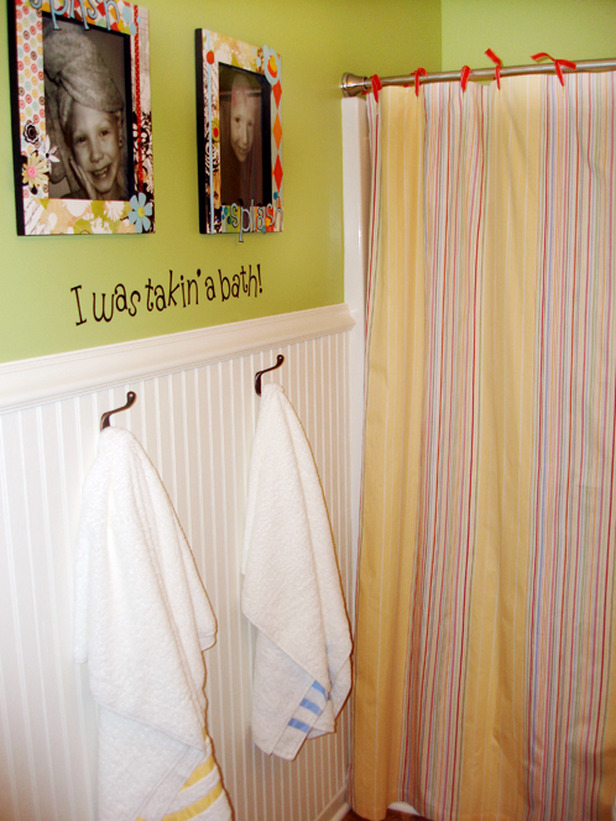 Kids' Bathroom Decor Ideas
