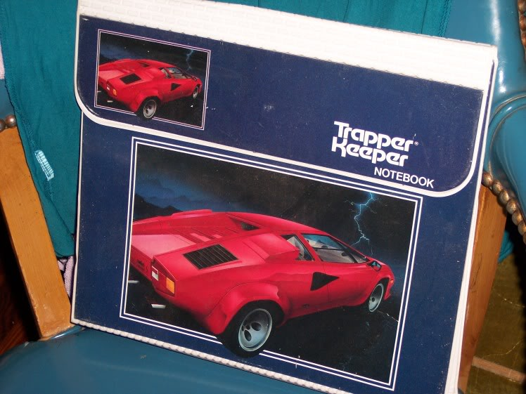 1980 S The Trapper Keeper