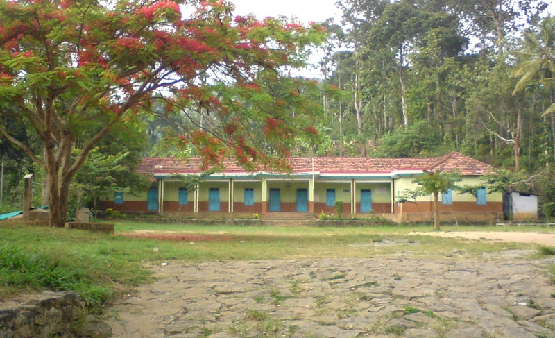 ST. JOSEPH'S U.P. SCHOOL, KOCHUTHOVALA