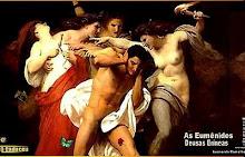 Orestes atormentado pelas Parcas