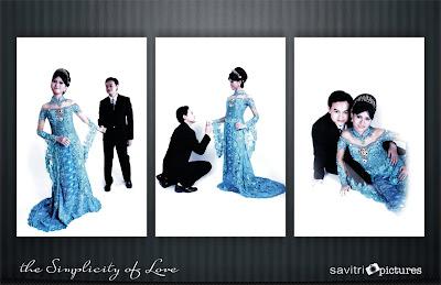 SIMPLICITY PRE WEDDING : Kesederhanaan Nan Abadi
