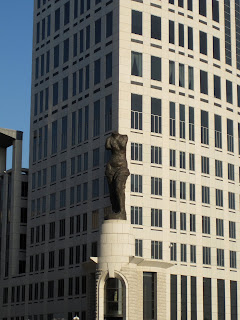 cleveland venus giant bronze downtown cleveland