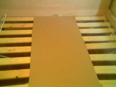 IKEA slats falling repair MALM Anaedoba
