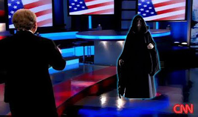 palpatine wolff blitzer hologram cnn election 2008
