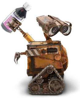 walle robotripping