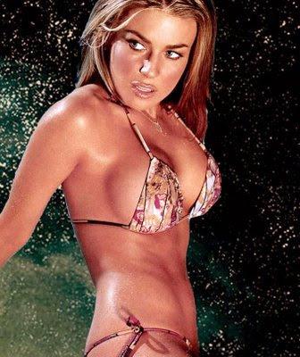 Carmen Electra - Aerobic Striptease: Amazonde: Carmen