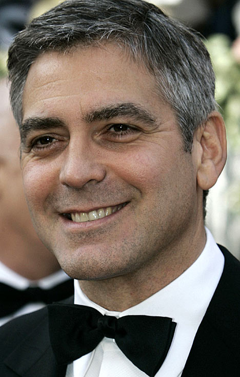 Year Awards, Clooney was said