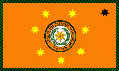 The Cherokee Nation (Western)