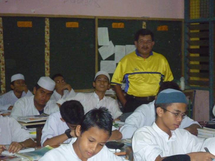 Kehidupanku Seorang Guru