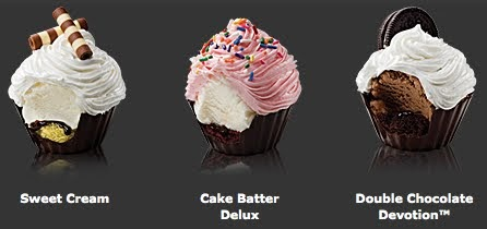 Eat Your Nom Noms Cold Stone Creamery Cupcakes