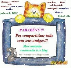 Compartilho!