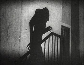 Nosferatu, una sinfonía del horror. 1922, dirigida por Friedrich ...