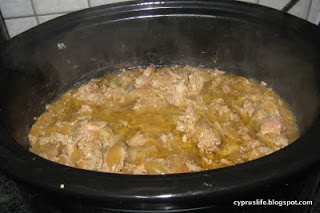 chicken curry for the crockpot or slow cooker