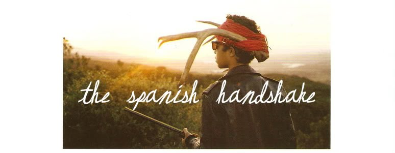 the spanish handshake