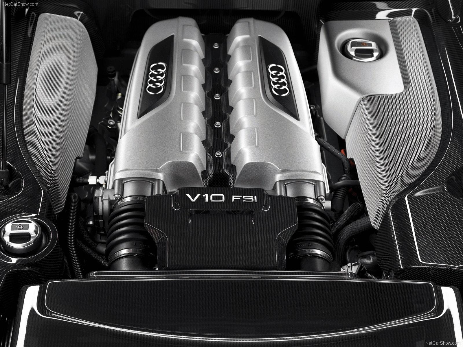 Audi RS8 600 HP