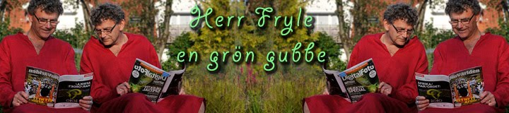 Herr Fryle -en grön gubbe