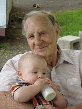 Pappy & Landon 2008