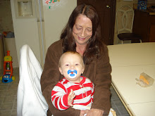Landon and Grandma Annie