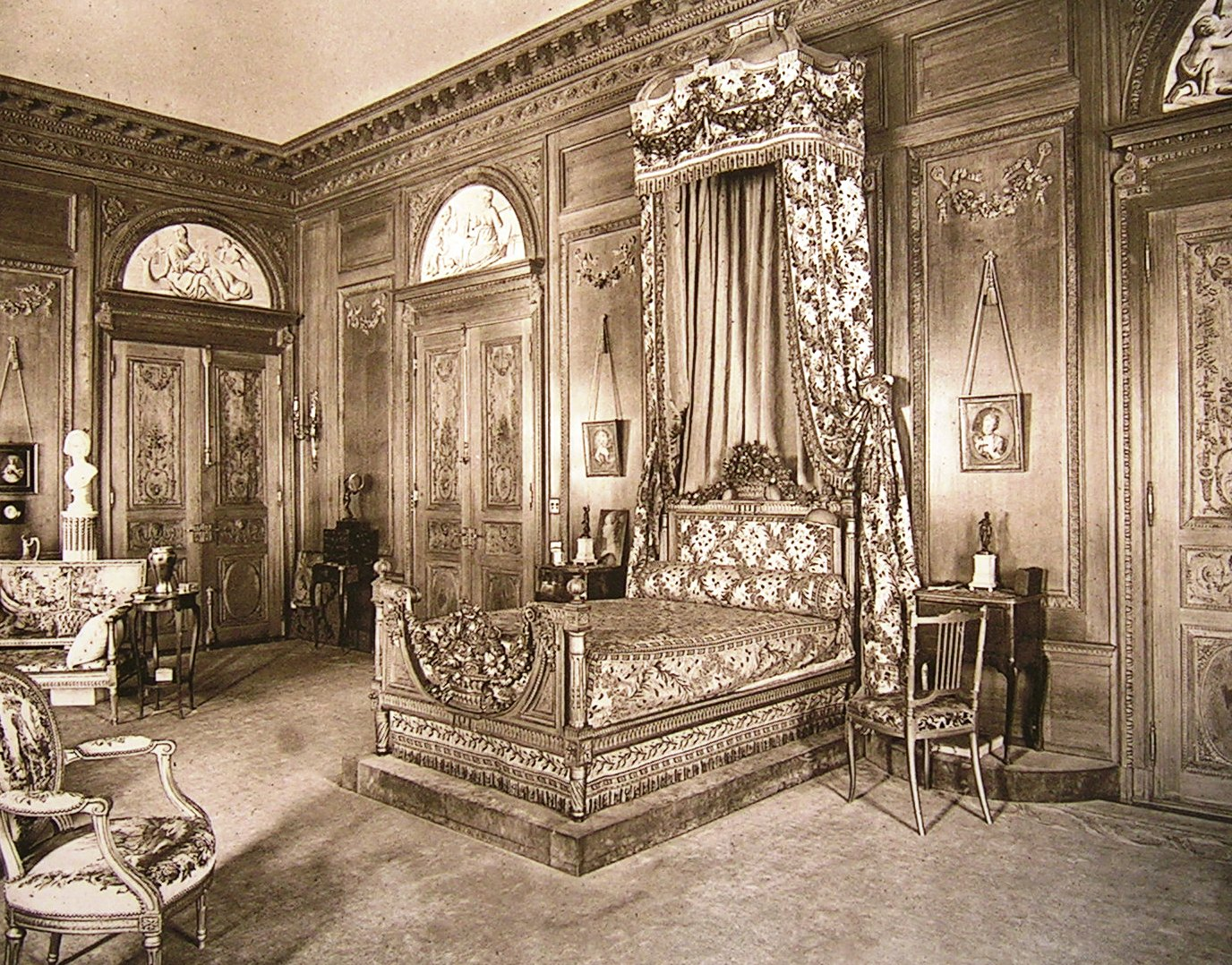 Mansions of the gilded age second floor master bedroom for 123 william street 2nd floor new york ny 10038