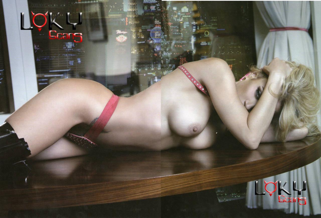 Noelia Playboy Meico Noviembre