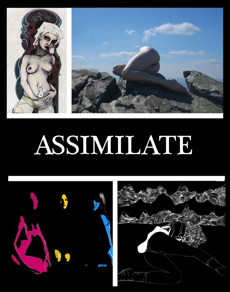 assimilate%2Bflyer Wet Wild Sex | Pee Blog