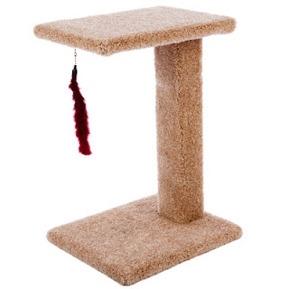 Sohl Design DIY Cat Scratching Post Tower