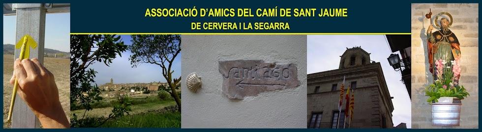 Camí de Sant Jaume de Cervera,  la Segarra i Lleida
