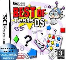 Nds Roms - Best of Tests DS