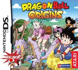 Nds roms - Dragon Ball Origins
