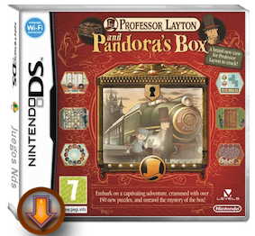 El Profesor Layton y La Caja de Pandora - Descarga Directa
