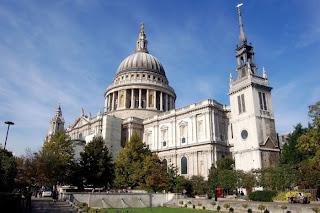 Лондонский кафедральный Собор Святого Павла