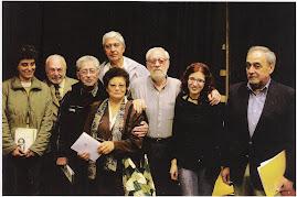 Homenaje a Barrilete, 2007.