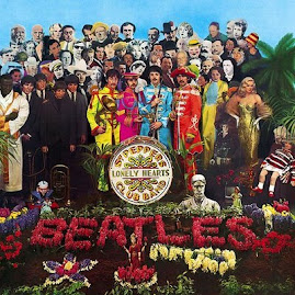 Sgt. Pepper&#39;s Lonely Heart Club Band