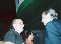 José María Pallaoro y Horacio Castillo