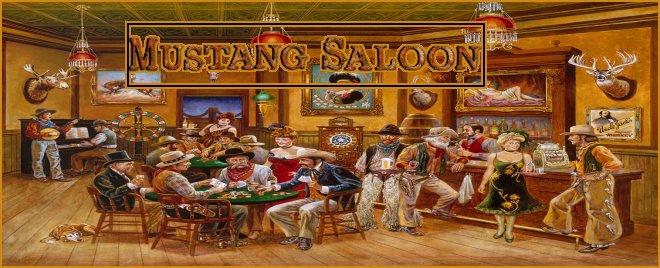 Mustang Saloon