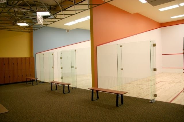 The court company blog squashing the competition one for Build a racquetball court