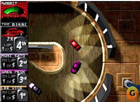 DownloadNews | Download Classic Game Death Rally For Free on Windows