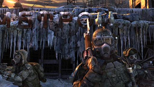 DownloadNews | Metro 2033 – Latest Screenshots