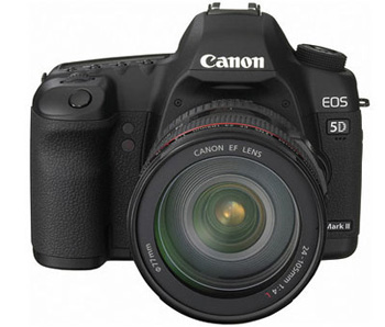 DownloadNews | Canon Readies Firmware Update For EOS 5D Mark II