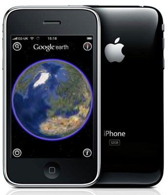 DownloadNews | Google Earth Version 2.0 For iPhone