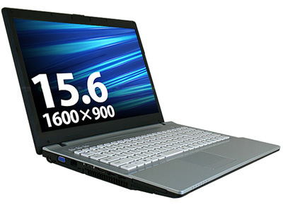 PC-Koubou Lesance Laptops With An ATI Mobility Radeon HD 5470