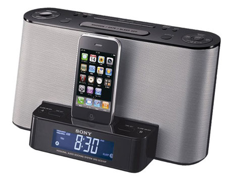 Sony SRS-GCS10IP iPod Dock Speaker