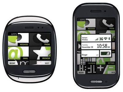 Verizon Wireless Re-released Microsoft Kin ONE And Kin TWO Handsets