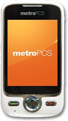 MetroPCS Huawei M735 Touchscreen Phone