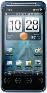 Sprint HTC Evo Shift 4G Now Only $89.99 On Amazon