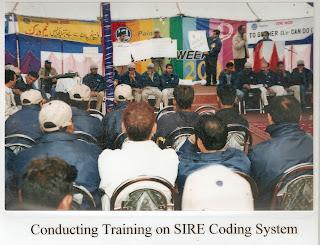 Observing Safety Week At ICI Pakistan Ltd